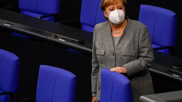 Bundestag stimmt über Änderung des Infektionsschutzgesetzes ab