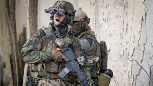 Ermittlungen gegen Elitesoldaten