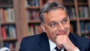 Orbans Überraschung