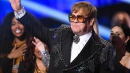 Elton John bricht Konzert ab