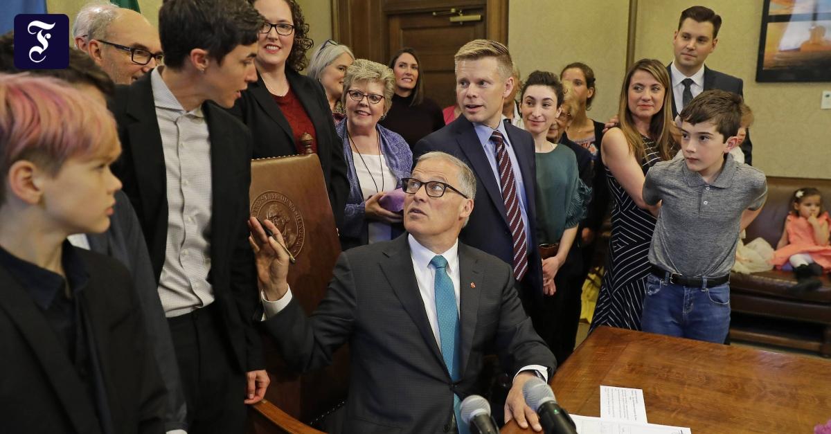 Washington: Erster Bundesstaat erlaubt Kompostieren von Leichnamen