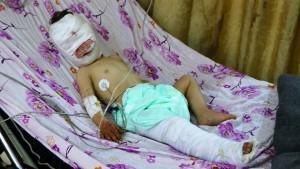 Offenbar 16 Tote bei Angriff auf Krankenhaus in Afrin