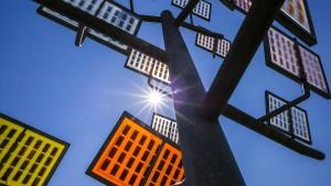 Solarstrom ist überteuert und ineffizient