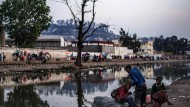 Nach den jüngsten Daten der Weltbank hat sich die Quote der absolut Armen seit 1990 von damals 36 Prozent der Weltbevölkerung auf zuletzt nur noch 10 Prozent verringert.