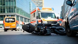 """""""Die Unfallfolgen sind beim Motorradfahren häufig dramatischer"""""""