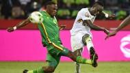 Senegal als erstes Team im Viertelfinale
