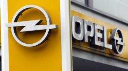 Diesel-Razzia bei Opel in Rüsselsheim