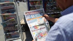 Erdogans Propaganda hat nicht geholfen