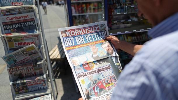 Erdoğan kendi medyasının kurbanı
