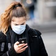 Die App warnt vor Kontakt mit Infizierten.