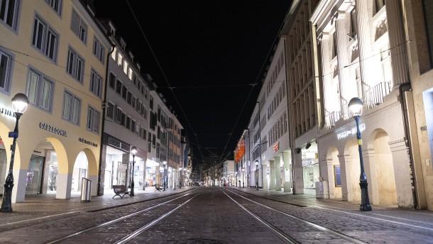 Städte- und Gemeindebund gegen Ausgangssperre