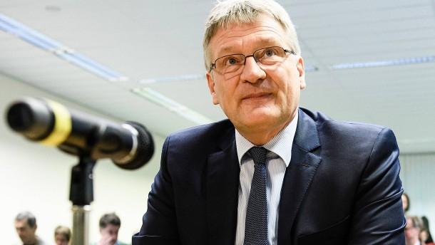 Meuthen wollte AfD-Brief zu Hanau abschwächen