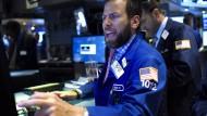 Dow schließt mit höchstem Tagesgewinn seit vier Jahren
