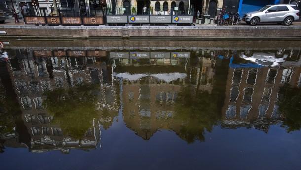 Drogenkonsum in Amsterdam stark zurück gegangen