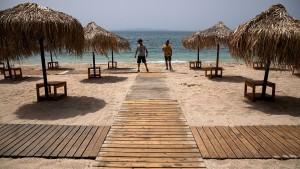 Griechenland hofft auf Touristen