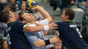 Niederlage für Deutschlands Handballer