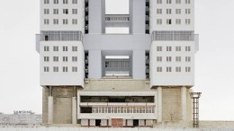 Turmrückbau zu Kaliningrad