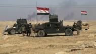Irakische Armee: IS in West-Mossul eingeschlossen