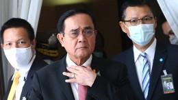 Thailands Regierungschef Prayut zeigt sich dialogbereit