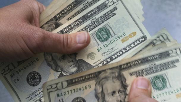 Die Macht des Dollars wird zum Ärgernis