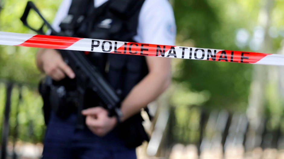 Terrorabwehr in Frankreich
