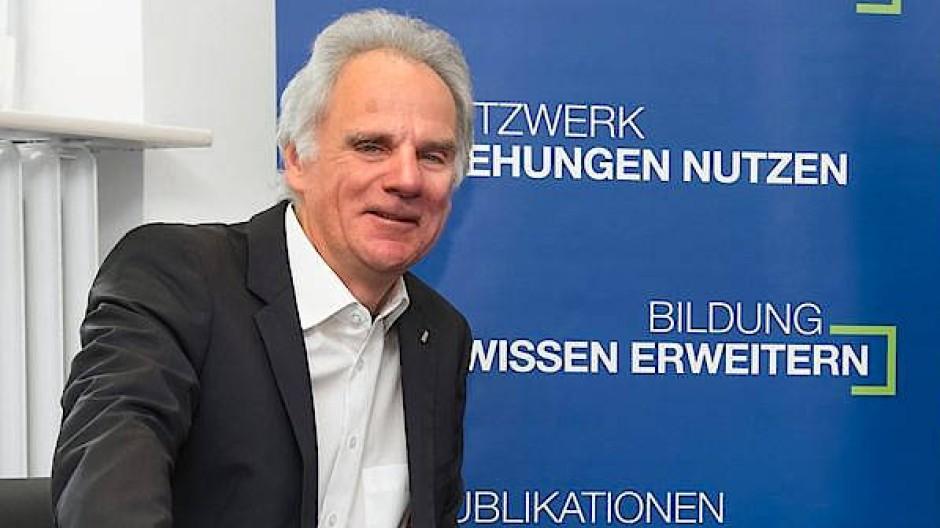 Nicht mehr VAA-Vorsitzender: Rainer Nachtrab