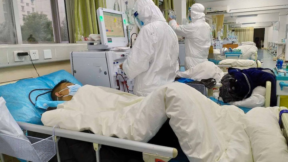 corona virus deutschland tote