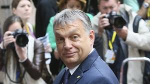 Ungarn stimmen im Oktober über EU-Flüchtlingsquoten ab