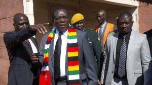 Präsidentschaftswahl in Zimbabwe war frei, aber nicht fair