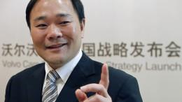 Daimlers chinesischer Großaktionär betont die Unabhängigkeit