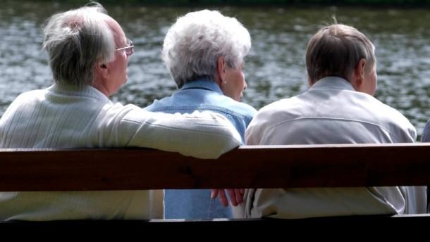 Die Würde des (alten) Menschen ist antastbar