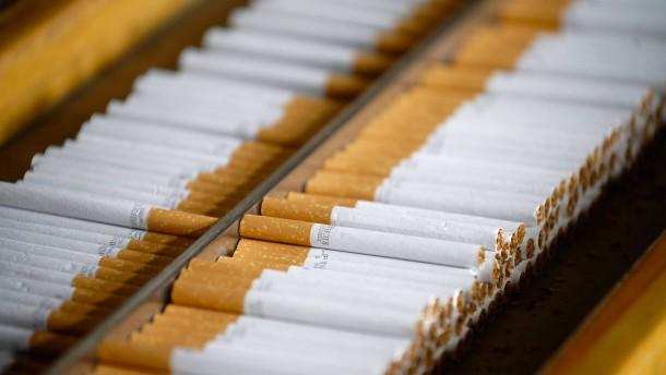 Wiener Kekse entpuppen sich als illegale Zigaretten