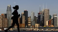 Laufen hilft beim denken