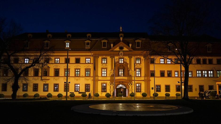 Die Thüringer Staatskanzlei