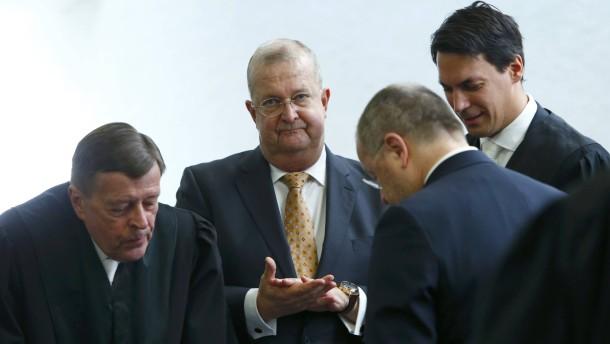 Wendelin Wiedeking attackiert seine Staatsanwälte