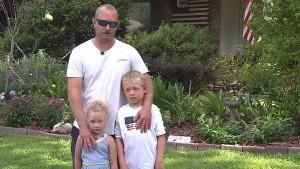 Siebenjähriger rettet Vater und Schwester vor Ertrinken