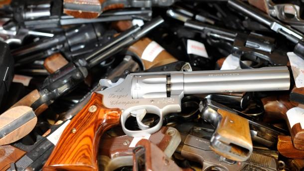Feature Waffenrecht auf dem Prüfstand