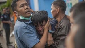 Indonesiens Jahr der Katastrophen