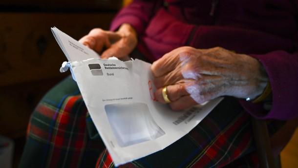 Eine Übersicht gegen Lücken in der Altersvorsorge kommt