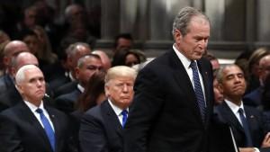 Abschied vom Patriarchen