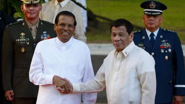 Sri Lanka will die Todesstrafe wieder einführen