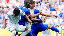 Fehlstart für Bremen nach wildem Spiel