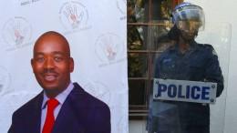 Wahlverlierer Chamisa zweifelt an Ergebnissen