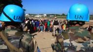 UN-Blauhelmsoldaten ziehen nach 13 Jahren aus Haiti ab. Die Bilanz ist durchwachsen.