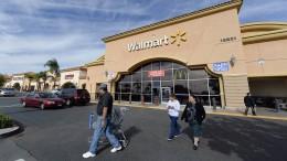 Wie Walmart die Offensive gegen Amazon sucht