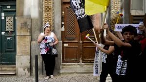 Portugals Neuverschuldung droht wieder zu steigen