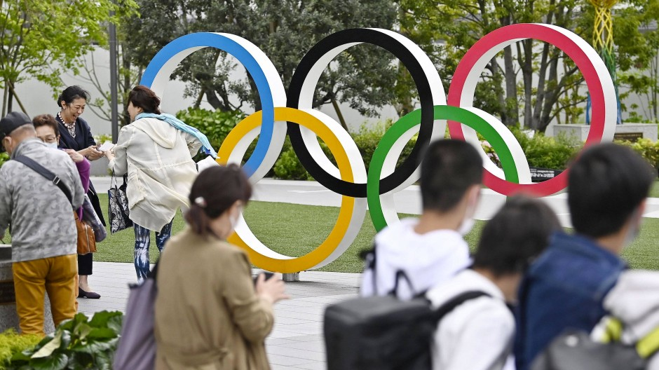 Die Zuschauerfrage bei den Olympischen Spielen ist noch nicht geklärt.