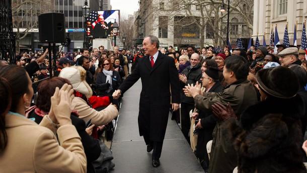 Was kann Michael Bloomberg?