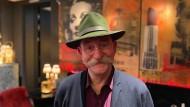 """Der Moderator Horst Lichter im Gespräch mit dem F.A.Z.-Podcast """"Am Tresen""""."""