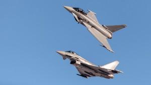 Airbus strebt Bußgeld in Eurofighter-Ermittlungen an